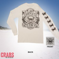 Blue Claw Ale L/S