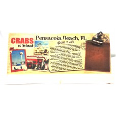 Crabs Wooden Desk Frame